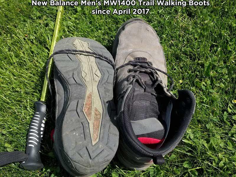 MW1400 Trail Walking Boot